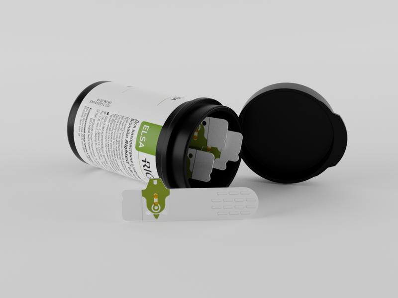 Тест-полоски Bionime ТМ Rightest GS550